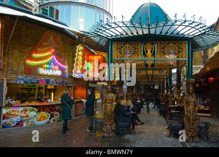 The Stables Market redone 2009 Camden Town north London England UK Europe - Stock Photo