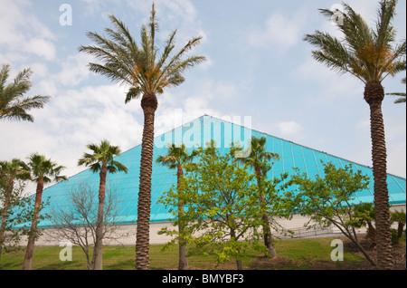 MOODY GARDENS PYRAMID GALVESTON TEXAS USA Stock Photo: 138673278 - Alamy