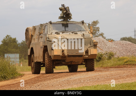 Thales Bushmaster protected infantry vehicle - Stock Photo