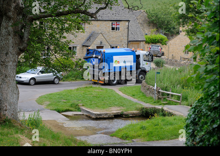 Council Road Sweeper Vehicle Stock Photo 8196306 Alamy