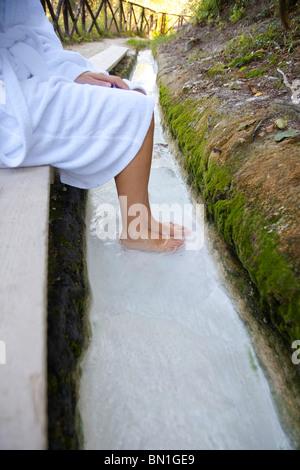 terme san filippo bagni san filippo castiglione dorcia siena tuscany