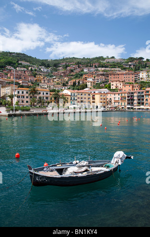Porto Sante Stefano, Tuscany (Grosseto province), Italy - Stock Photo