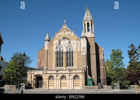 St Luke's & Christ Church, Diocese of London, Chelsea, London, UK. - Stock Photo