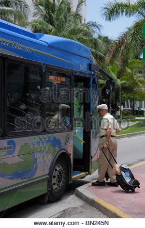 South Beach Local Bus Schedule