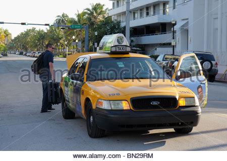 Miami South Beach Taxi Fare