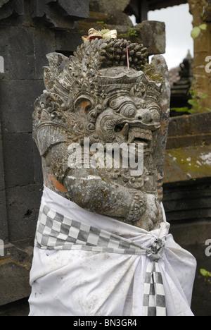 Pura Besakih Temple, Bali, Indonesien, Asia - Stock Photo