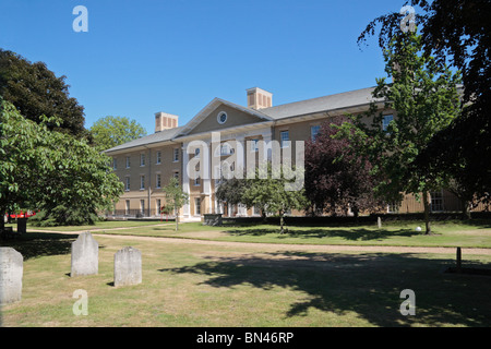 The Margaret Thatcher Infirmary at the Royal Hospital, Chelsea, London, UK. June 2010 - Stock Photo