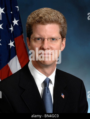 United States Department of Housing and Urban Development Secretary Shaun Donovan - Stock Photo