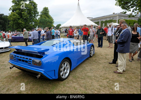 Goodwood Festival of Speed 2010, West Sussex, England