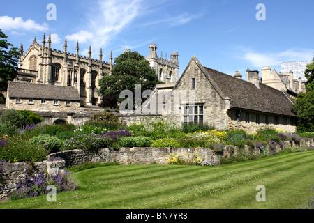 Christ Church War Memorial Garden Oxford - Stock Photo