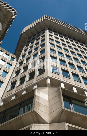 Ministry of Justice building 102 'Petty France' Westminster London UK. - Stock Photo