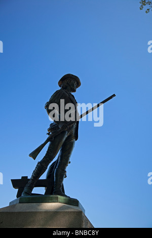 Minute Man National Historical Park - Stock Photo