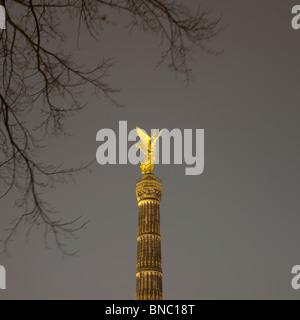 Victory Column - Stock Photo