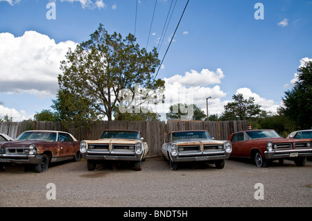 rusty cars for sale tijeras route 66 albuquerque new mexico usa stock photo royalty free. Black Bedroom Furniture Sets. Home Design Ideas