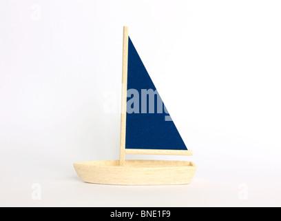 Model Boat - Stock Photo