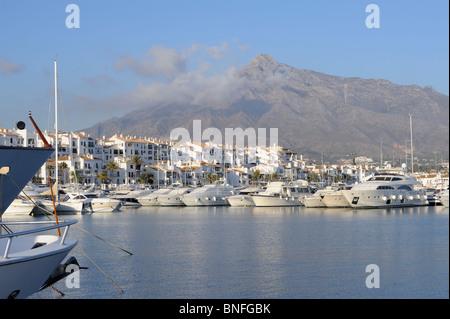 Spain andalucia puerto banus marbella costa del sol for Puerto banus costa del sol