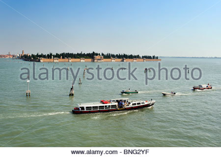 isola di san michele,venice,veneto,italy - Stock Photo