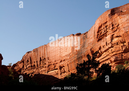 Kings Canyon, Northern Territory, Central Australia - Stock Photo