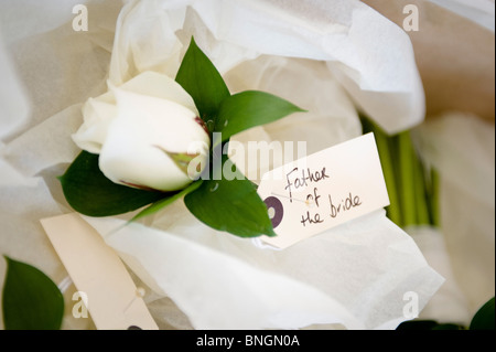 Wedding flowers - Stock Photo