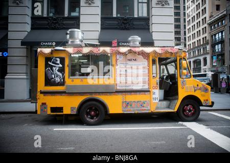 Indian Food Truck Long Island City