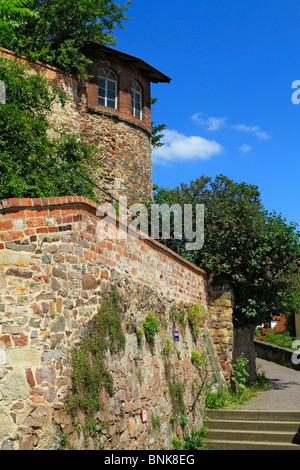 Meissen near Dresden, Saxony, Germany - Stock Photo