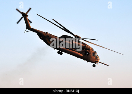 IAF Sikorsky CH-53 helicopter air show