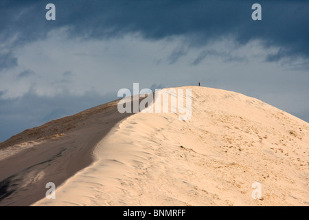 Kelso dunes, Mojave national preserve, California. - Stock Photo