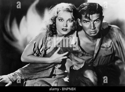 BRUCE CABOT & FAY WRAY KING KONG (1933 Stock Photo ...