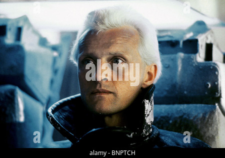 RUTGER HAUER BLADE RUNNER (1982) - Stock Photo