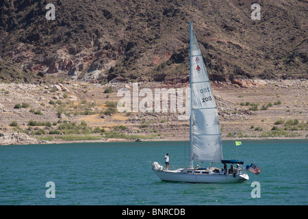 USA Nevada - Lake Mead recreation. - Stock Photo