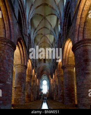 St Magnus Cathedral, Kirkwall - Stock Photo