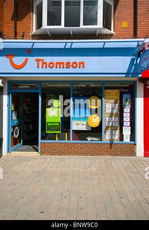 Thomson Travel Agents Manchester City Centre