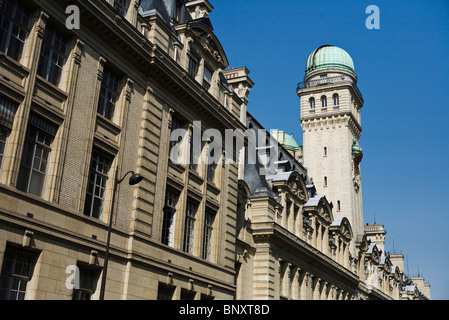 Observatory at the Sorbonne, Paris, France - Stock Photo