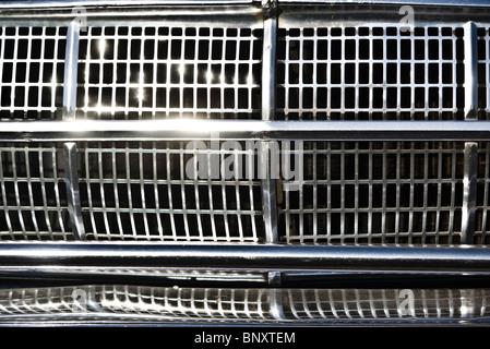 Engine grille of Ford Falcon Futura