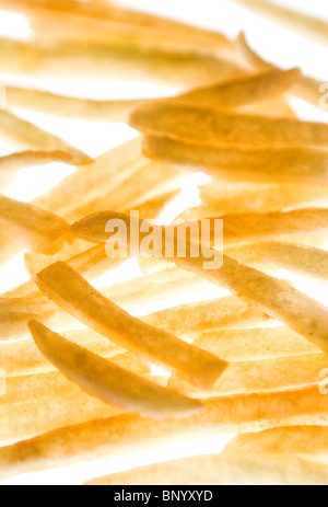 McDonald's French Fries - Stock Photo