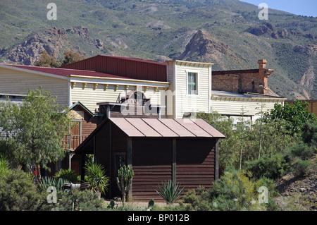 Fort Apache, Mini Hollywood, Tabernas, Almeria Province, Andalucia, Spain, Western Europe.