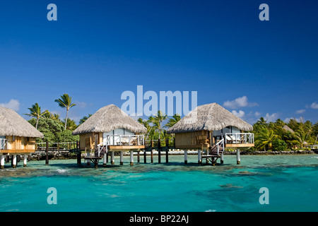 Resort on Manihi Island, Manihi, French Polynesia