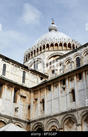 Cathedral Santa Maria Assunta (Duomo) in Pisa, Italy - Stock Photo
