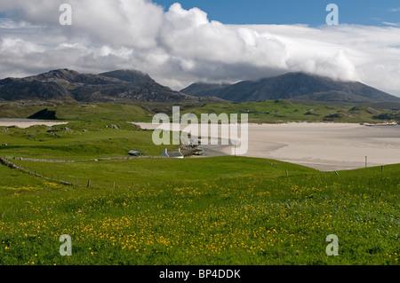Traigh Uige, Timmsgearraidh, Isle of Lewis, Outer Hebrides, Highland. Scotland.  SCO 6283 - Stock Photo