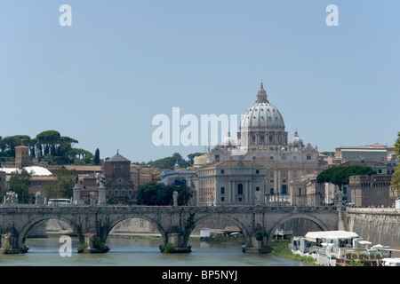 View of the Vatican - Stock Photo