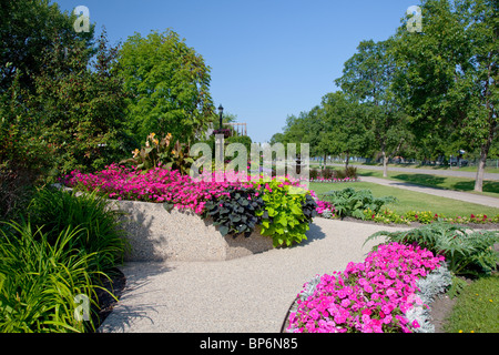 The Parkview Gardens On Grandeur Ave In Winkler Manitoba Canada