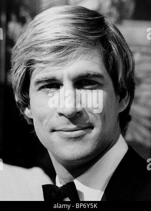 SIMON MCCORKINDALE MANIMAL (1983) - Stock Photo