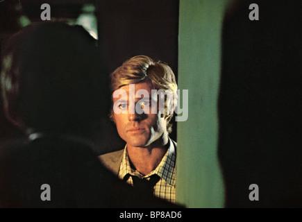 HAL HALBROOK, ROBERT REDFORD, ALL THE PRESIDENT'S MEN, 1976 - Stock Photo