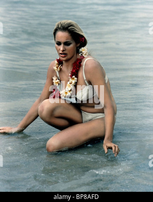 URSULA ANDRESS UP TO HIS EARS (1965) - Stock Photo
