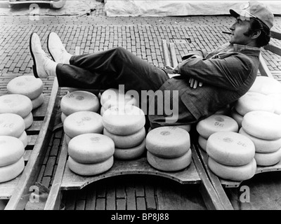 IAN MCSHANE IF IT'S TUESDAY THIS MUST BE BELGIUM (1969) - Stock Photo