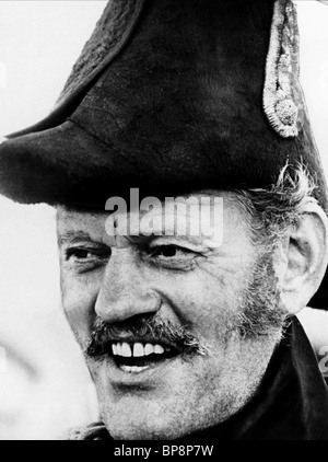HARRY ANDREWS THE CHARGE OF THE LIGHT BRIGADE (1968) - Stock Photo