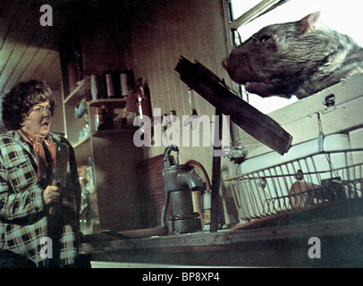 GIANT RAT THE FOOD OF THE GODS (1976) - Stock Photo