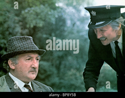 RONALD FRASER, STEPHEN LEWIS, THE MAGNIFICENT SEVEN DEADLY SINS, 1971 - Stock Photo