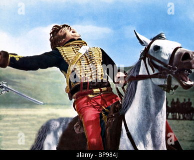 DAVID HEMMINGS THE CHARGE OF THE LIGHT BRIGADE (1968) - Stock Photo