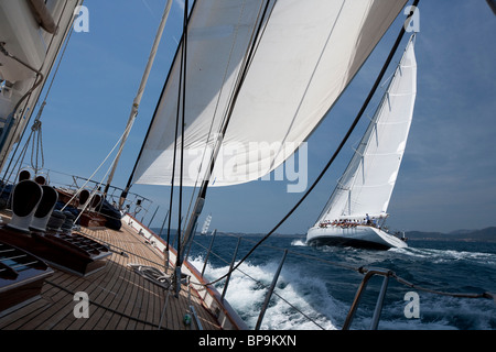 Superyacht Cup, Palma de Mallorca - Stock Photo